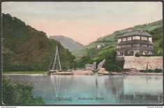 Ashburton Hotel, Calstock, Cornwall, c.1905 - Frith's Postcard