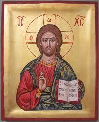 Výsledok vyhľadávania obrázkov pre dopyt christus pantokrator ikona