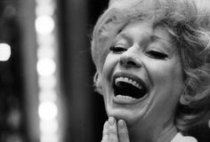 Carol Channing; born in 1921 and still in show business.