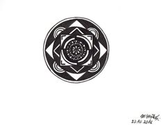 mandala design by @maggie_creates_ @maggiestopko