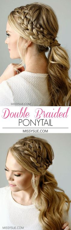 Every girl loves braid hairstyles. Braided hairs look so charming and fabulous and can be styled with any outfits for every season and any occasion. The braided hairstyle is an easy yet luscious hair styling for long hair. In the post,We have rounded up some braided hairstyles for long hair with step-by-step tutorials for your …
