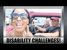 DISABILITY CHALLENGES [#24 - SEASON 5] - YouTube