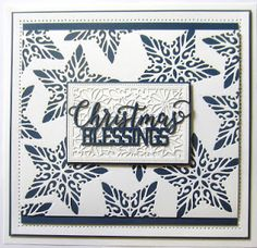 Star christmas card inspiration #card #making #ideas #crafts #handmade #diy #easy #suewilson