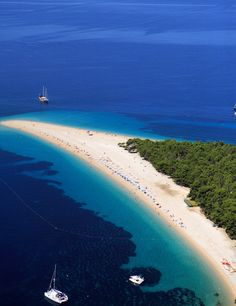 Brac, Croatia, most beautiful place i've been to... so far