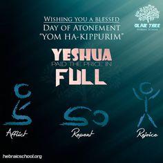 Day of Atonement, Yom e Kippur