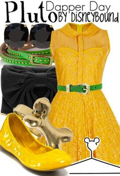 lady and the tramp inspired outfit jeans Walt Disney, Pluto Disney, Disney Dresses, Disney Outfits, Cute Outfits, Disney Clothes, Nerd Mode, Disneybound Outfits, Disney Dapper Day