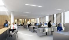 Arkitema Architects Selected to Design New Offices for Danish Government Agency,Courtesy of Arkitema Architects
