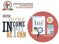 Filing ITR in India is completely online and paperless. There is no need for you to submit a physical return at the local income tax offices. All documents, wherever necessary need to be submitted online. Income tax return is to be filed for a particular Financial Year (i.e. April to March) irrespective of Accounting Year adopted by you.
