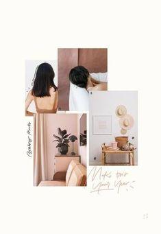 Ideas Fashion Magazine Design Layout Mood Boards For 2019 Mood Board Inspiration, Website Design Inspiration, Layout Inspiration, Graphic Design Inspiration, Web Design, Design Blog, Layout Design, Blog Designs, Design Presentation