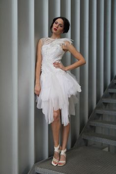 Work by RMIT University Fashion student, Jude Ng. http://www.rmit.edu.au/fashiontextiles