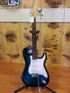 Cresent Guitar
