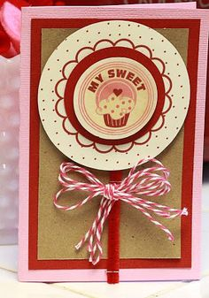 ** Chic Tags- delightful paper tag **: valentine ideas