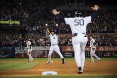 Derek Jeter - Thursday, Sept 25, 2014 - Last game at Yankee Stadium