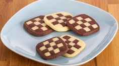 Bake with anna olson recipes piped chocolate garnishes asian bake with anna olson recipes checkerboard icebox cookies asian food channel forumfinder Gallery