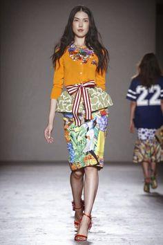 STELLA JEAN - Spring Summer 2015 - Milan Fashion Week