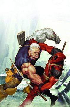 #Deadpool #Fan #Art. (Cable_Vol_2_13_Variant) By: Olivetti. (THE * 5 * STÅR * ÅWARD * OF * MAJOR ÅWESOMENESS!!!™) [THANK U 4 PINNING!!!<·><]