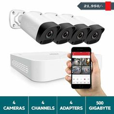 June Pakistan Surveillance posted images on LinkedIn Security Alarm, Safety And Security, Security Camera, Best Security System, Home Security Systems, Alarm Companies, Digital Video Recorder, Security Equipment