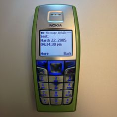 22 MARCH 2005 • NOKIA 11 YEARS • 22 MARCH 2016