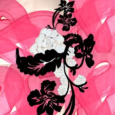 Saatchi Online Artist: Sisters Gulassa; Digital Painting, 2013, New Media Art Cherry Blossom by Cyrille