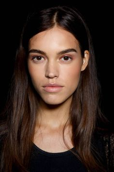 Bazaar tapped 10 models from New York Fashion Week to spill beauty-must haves and their girl crushes: