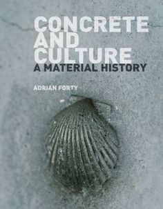 Concrete and culture : a material history, 2016. Concrete has been used in arches, vaults, and domes dating as far back as the Roman Empire. Today, it is everywhere?in our roads, bridges, sidewalks, walls, and architecture. For each person on the planet, nearly three tons of concrete are produced every year. Used almost universally in modern construction, concrete has become a polarizing material that provokes intense loathing in some and fervent passion in others.