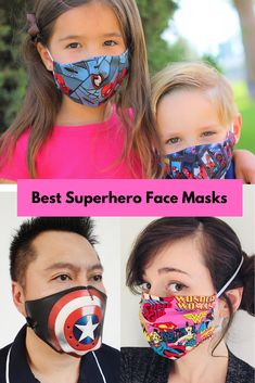 These cool 15 superhero masks can be a great way to project your geeky personality. Disney On A Budget, Disney World Planning, Disney Inspired Fashion, Disney Fashion, Hand Washing Poster, Sewing Machine Tension, Disney Rides, Best Superhero, Diy Face Mask