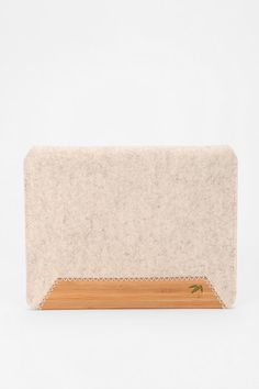 Grove Wood iPad Case (in Grey), by Urban Outfitters