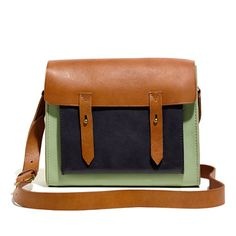 The Essex Messenger - crossbody bags - Women's BAGS - Madewell.  My next work bag.