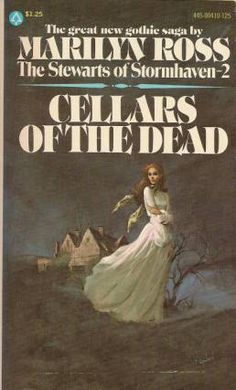 Cellars of the Dead by Marilyn Ross