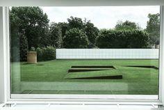 "112 gilla-markeringar, 7 kommentarer - Twitter @L_Giubbilei (@lucianogiubbileigardens) på Instagram: ""The view from the window - Richard Meier in Dallas #lucianogiubbilei #landscape and #garden #design…"""