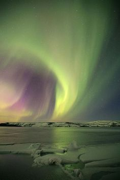 The Northern Lights ~