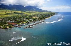 Lahaina, Maui, Hawaii  I turned 21 in Hawaii, went there for a semester in college. Oh, so fun!