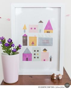 DIY to Try: 3 Geometric Projects