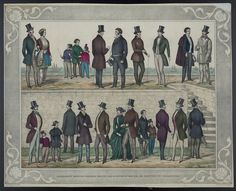 Shankland's American fashions for the fall & winter of 1851 & 2 | Library of Congress