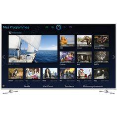 SAMSUNG UE55H6410 Smart TV 3D Full HD 139 cm Récepteur Intégré