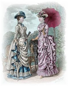 La Mode Illustrée, Paris 1883