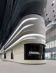 Chanel store front by Peter Marino Architects | Store fronts | retail: