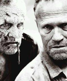 Merle Dixon // The Walking Dead Walking Dead Series, Fear The Walking Dead, Merle Dixon, Actors Funny, Best Zombie, Michael Rooker, Zombie Movies, Dead Inside, Dead Man