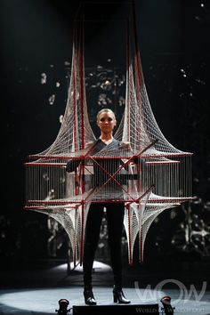 SUSPENSION DIMENSION, Jonathan Wood, United Kingdom. Winner International Award, 2008 Brancott Estate WOW Awards Show