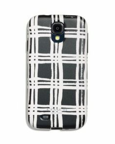 COACH Samsung Galaxy S4 Case in Painted Plaid  Bloomingdale's
