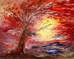 DominikArt/oiloncanvas/120x100cm Wild fire
