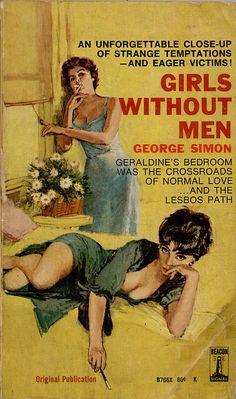 Beacon 766 Girls without Men | 1964 PBO; Girls without Men b… | Flickr
