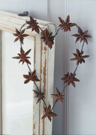 Star Anise Wreath: great herb blog. Translate option is halfway down on right sidebar.