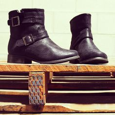 The perfect worn in looking #boots! #ardene