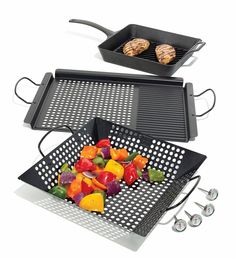 Kabobs for a #summer grill out? No problem with #BobbyFlay. #Kohls