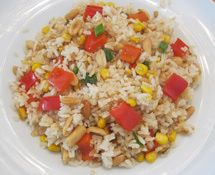http://chinesefood.about.com/od/ricefried/r/Spicy-Vegetarian-Fried-Rice-with-Peanuts-Recipe.htm