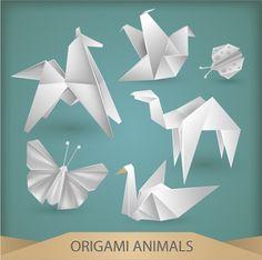 Origami Animals 2