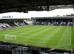 Craven Cottage Stadium - Fulham FC from Football.co.uk