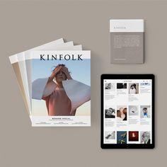 KINFOLK Magazine  Premium Subscription $75 for 1 year