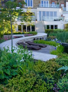 9 fascinating and useful garden design ideas from the man at the top